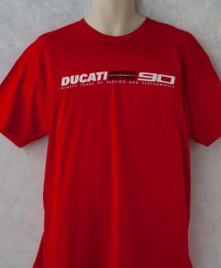 Ducati 90 Yrs International T-shirt front