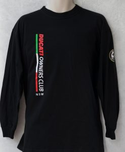 Members DOCNSW T-shirt Long Sleeve