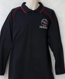Ducati Polo CoolDry Shirt Long Sleeve